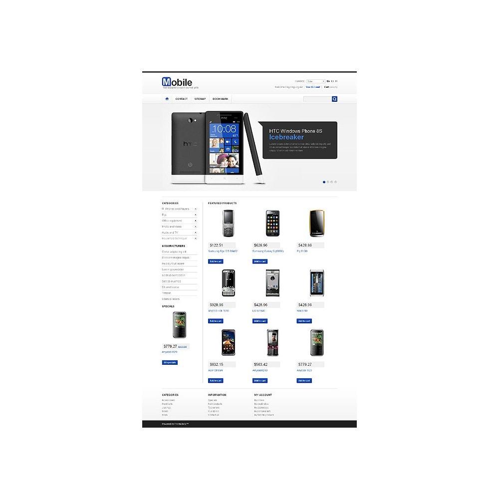 theme - Elettronica & High Tech - Mobile Phones - 1