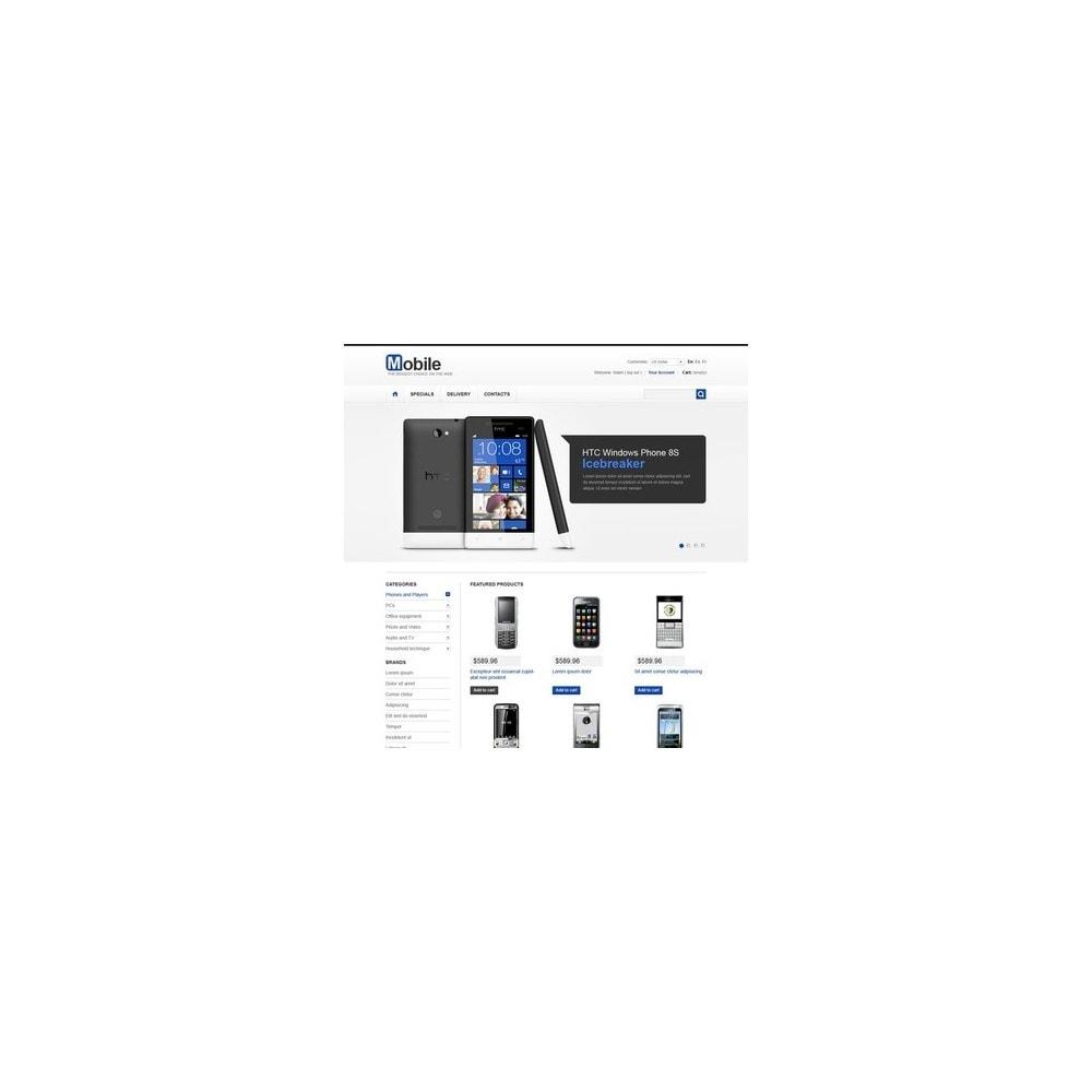 theme - Elettronica & High Tech - Mobile Phones - 4