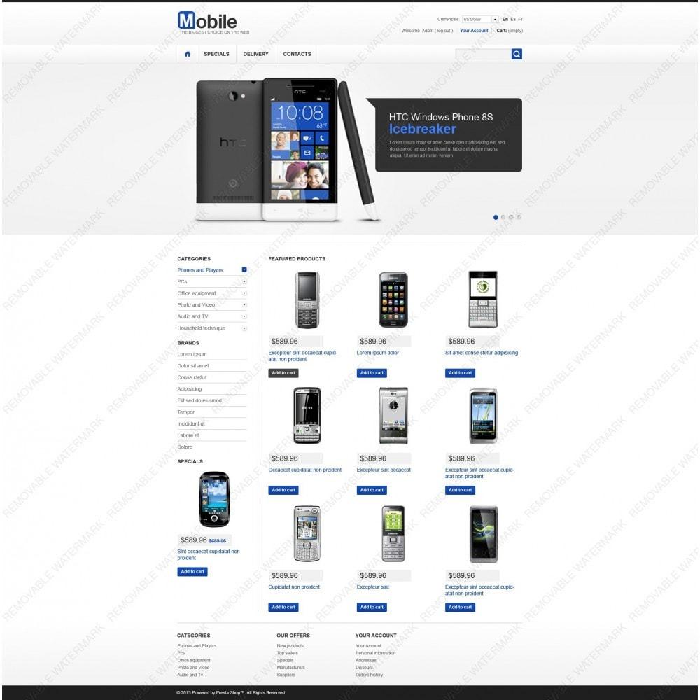 theme - Elettronica & High Tech - Mobile Phones - 7