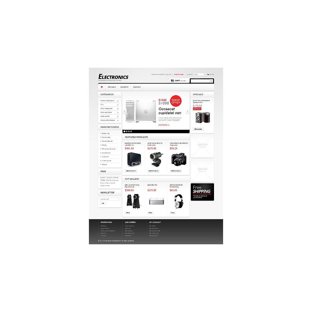 theme - Electrónica e High Tech - Electronics Store - 1