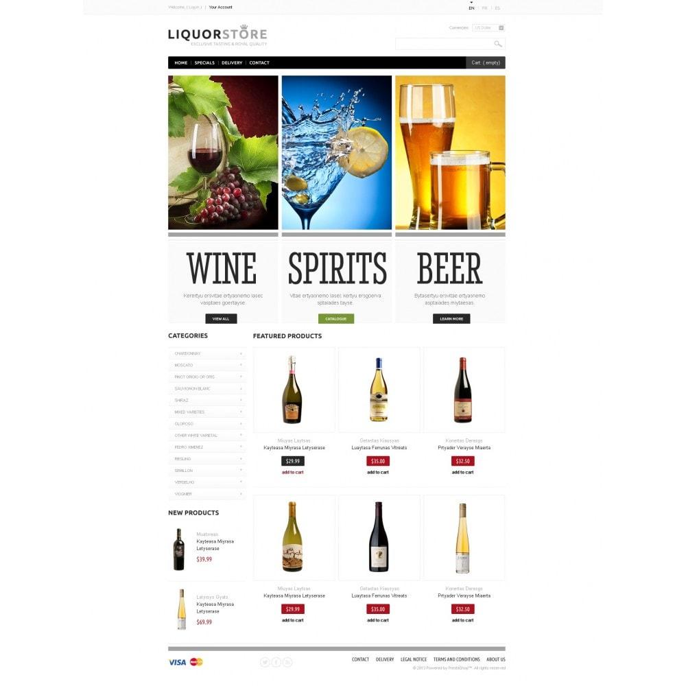 theme - Cibo & Ristorazione - Alcoholic Beverages - 3