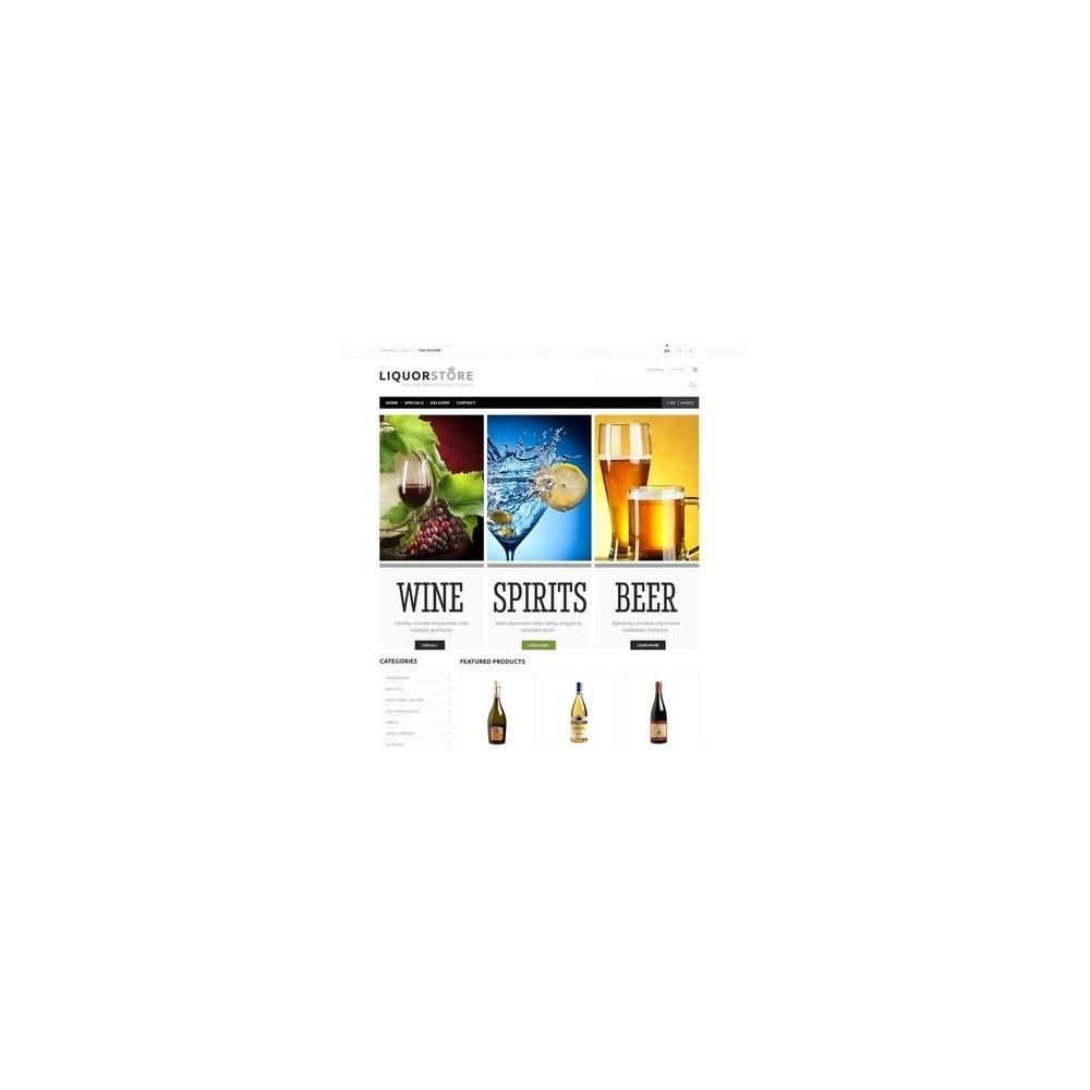 theme - Cibo & Ristorazione - Alcoholic Beverages - 4