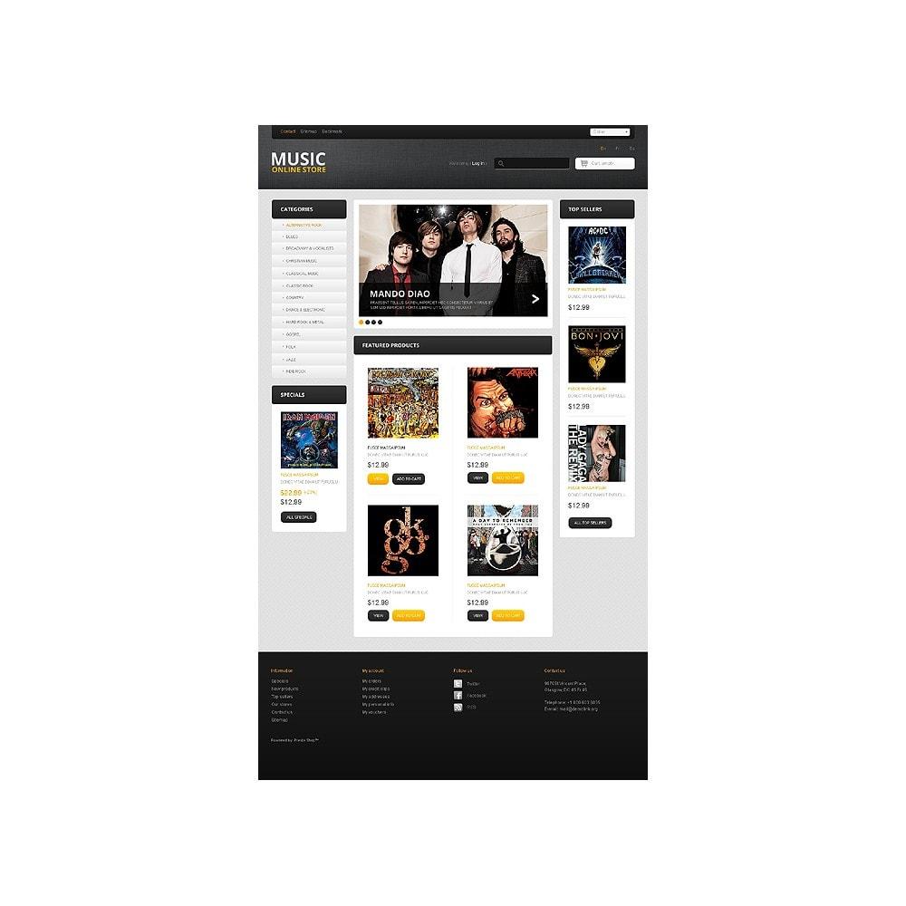 theme - Kunst & Cultuur - Music Online - 1