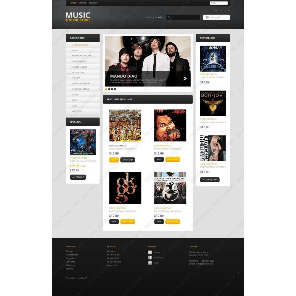 theme - Kunst & Cultuur - Music Online - 2