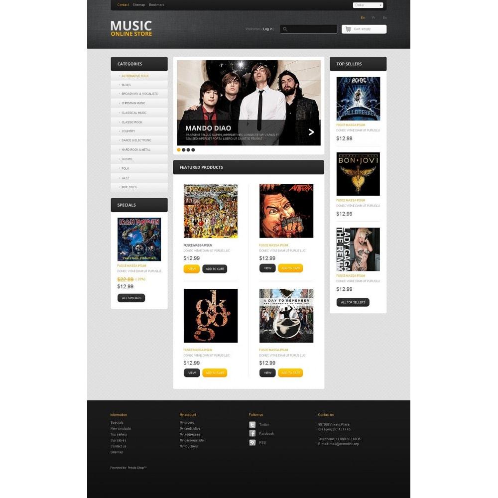 theme - Kunst & Cultuur - Music Online - 5
