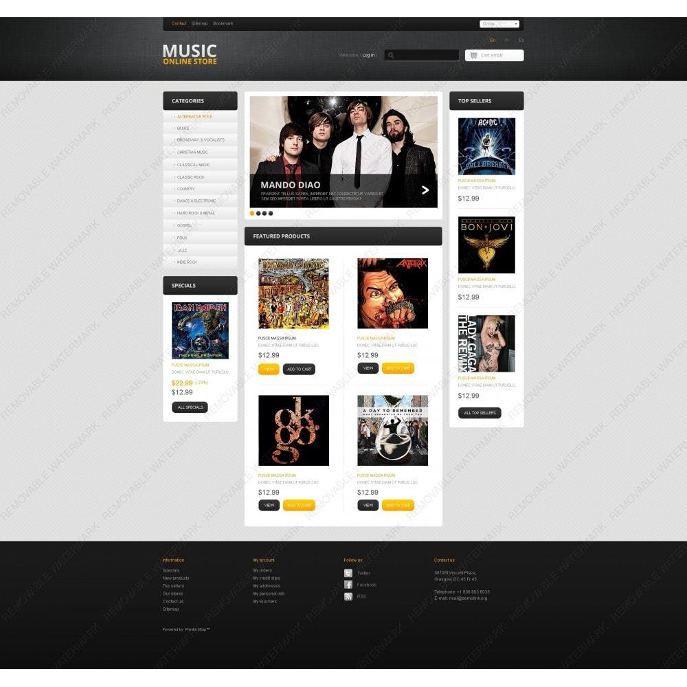 theme - Kunst & Cultuur - Music Online - 7