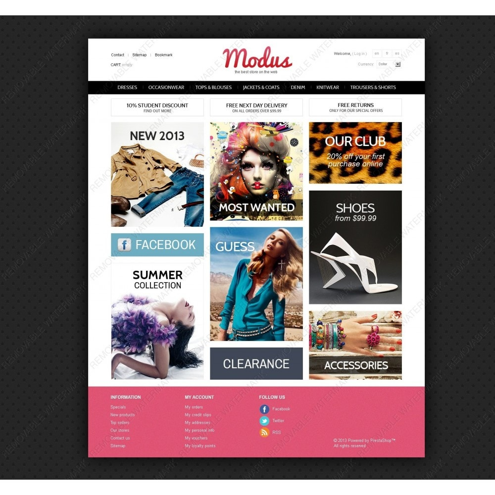 theme - Moda & Calzature - High Fashion - 5