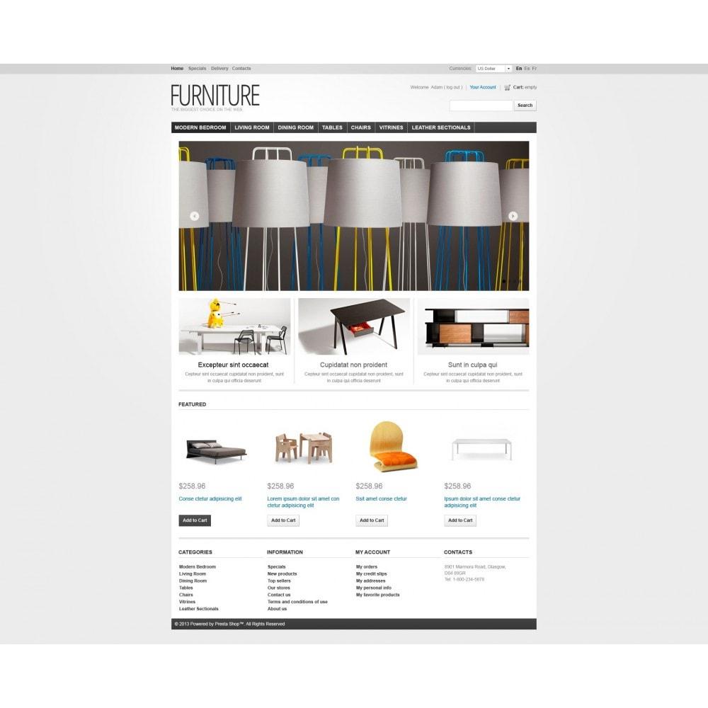 theme - Kultura & Sztuka - Furniture Creating Comfort - 3