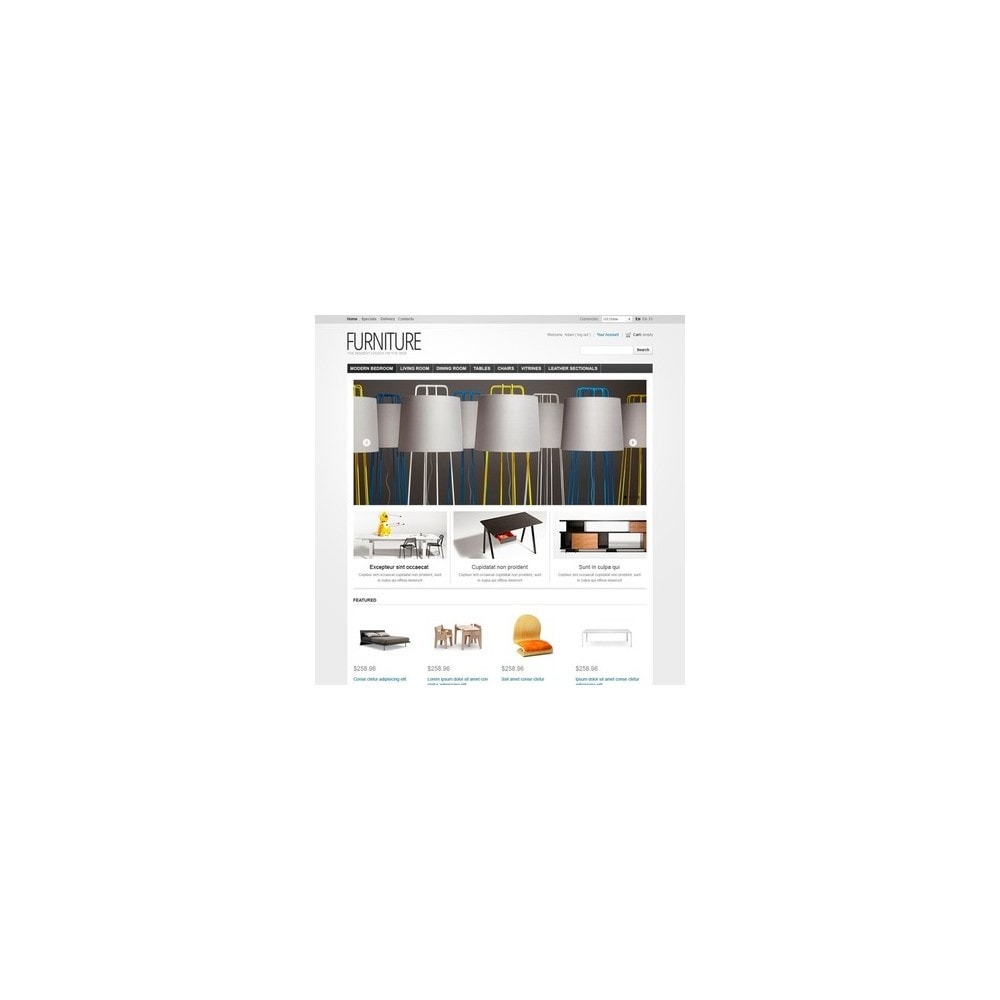 theme - Kunst & Kultur - Furniture Creating Comfort - 4