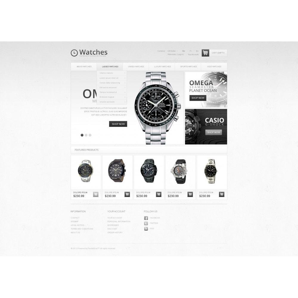 theme - Moda & Obuwie - Luxury Watches - 3