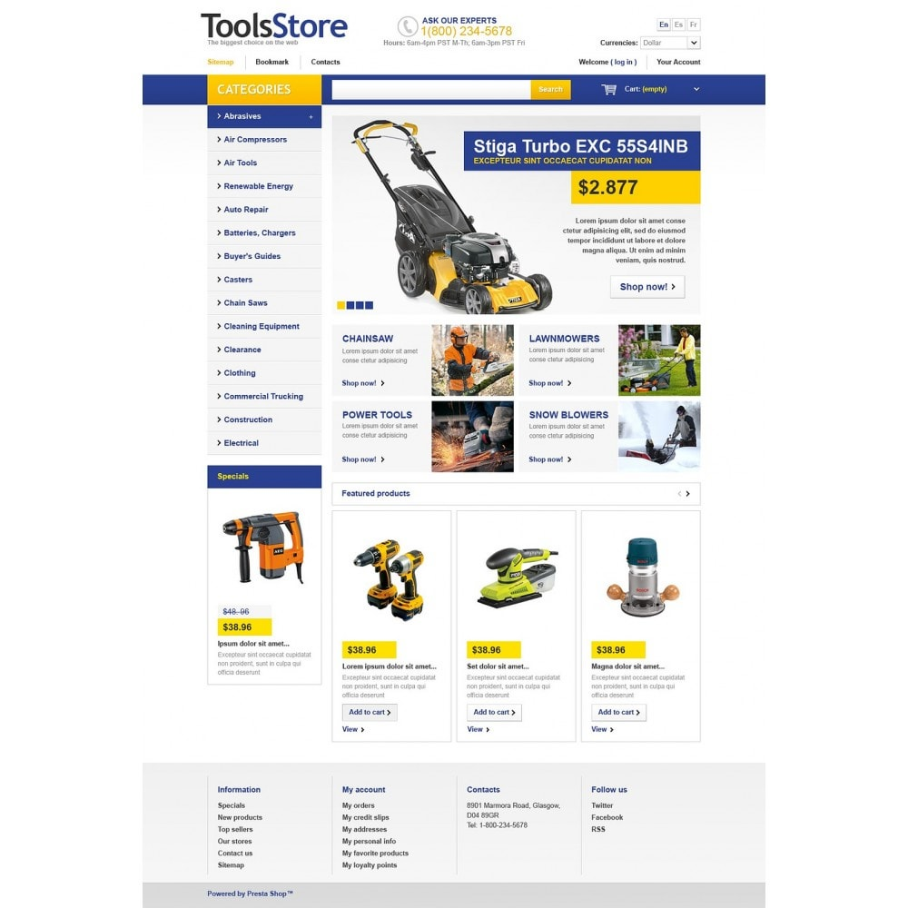 theme - Dom & Ogród - Tools Store - 5