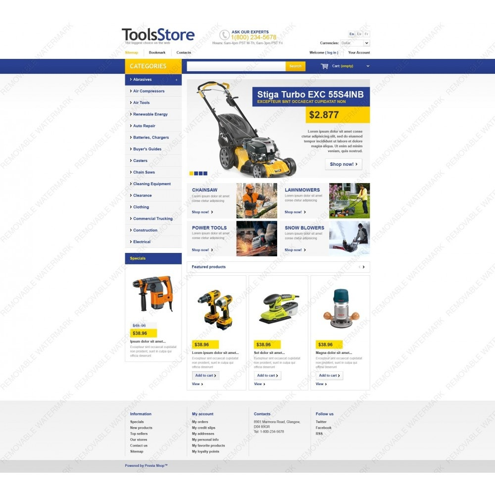 theme - Dom & Ogród - Tools Store - 7