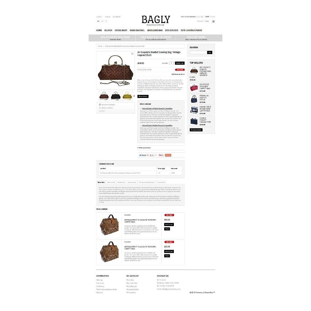 theme - Мода и обувь - Bagly - 6