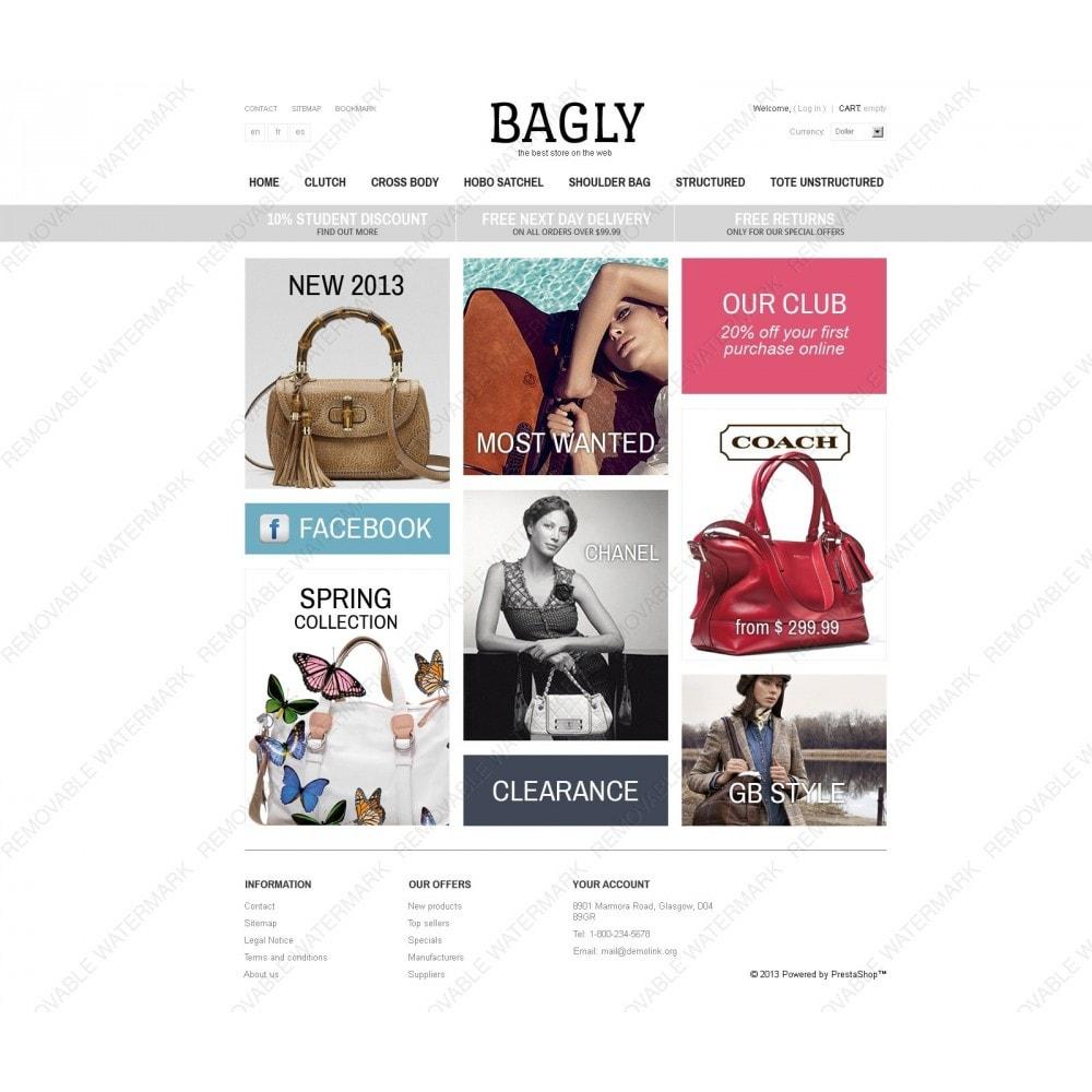 theme - Мода и обувь - Bagly - 7