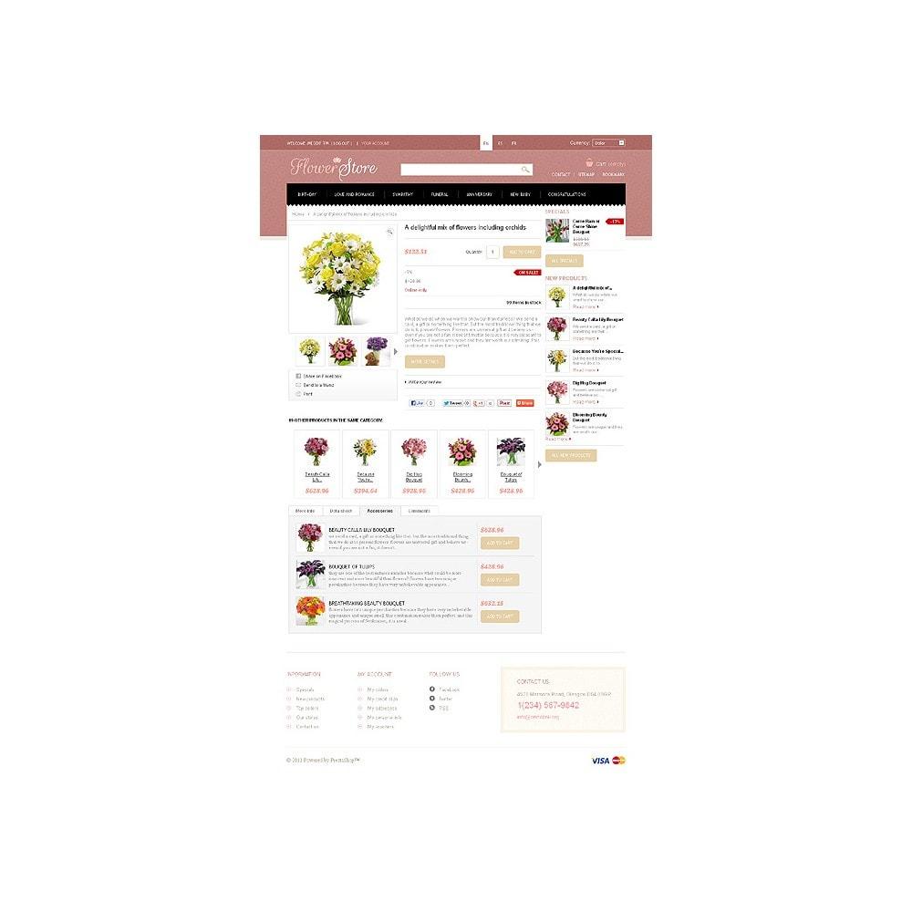theme - Regalos, Flores y Celebraciones - Flowers Store - 6