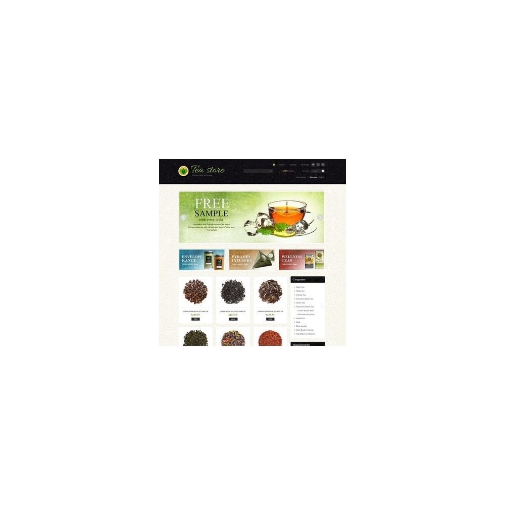 theme - Eten & Restaurant - Tea Store - 4