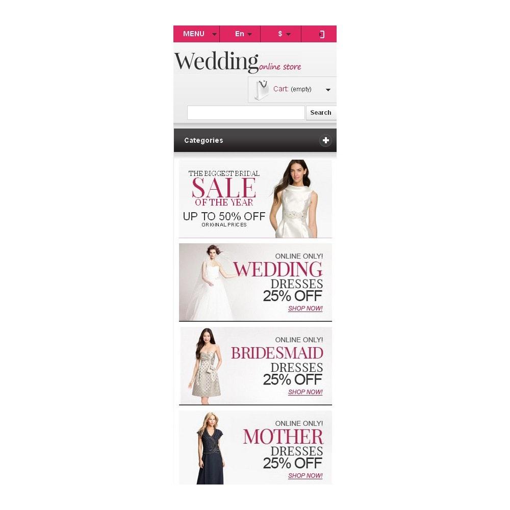 theme - Moda & Calçados - Responsive Wedding Store - 10