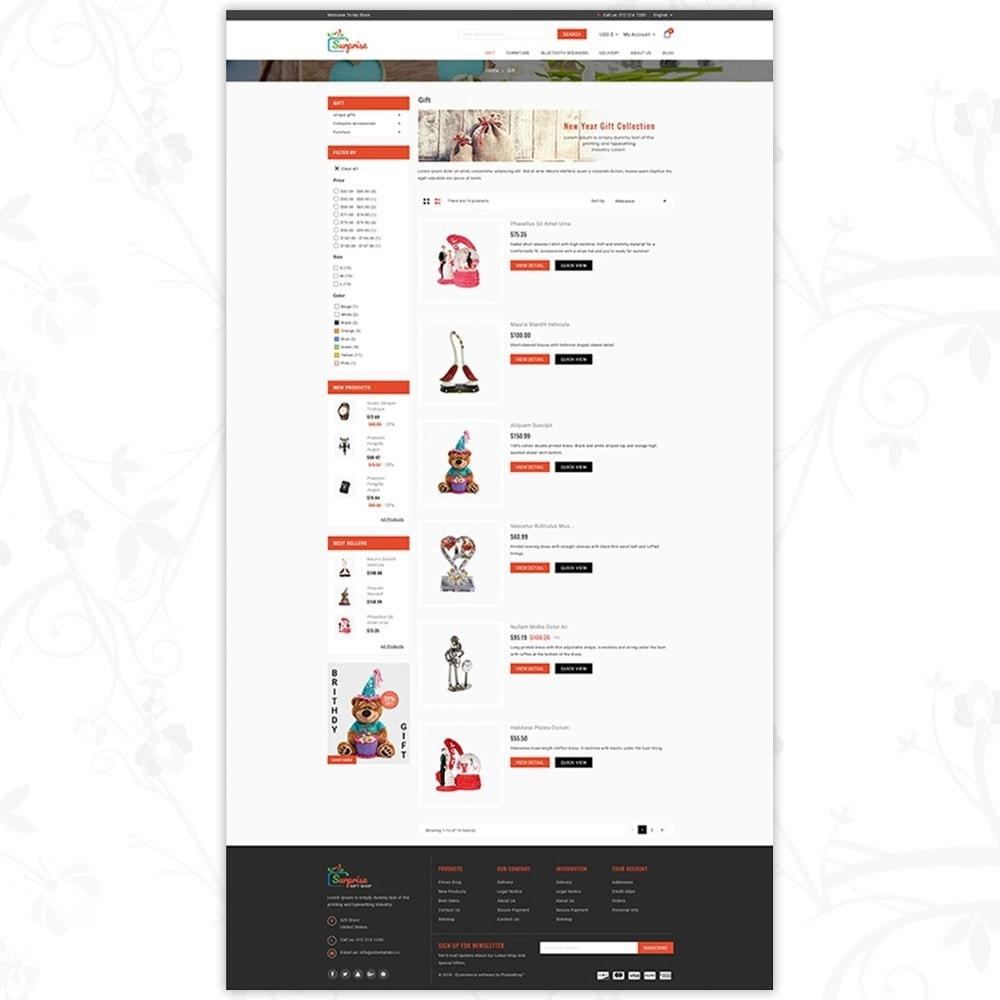 theme - Cadeaus, Bloemen & Gelegenheden - Surprise - Gift Store - 4
