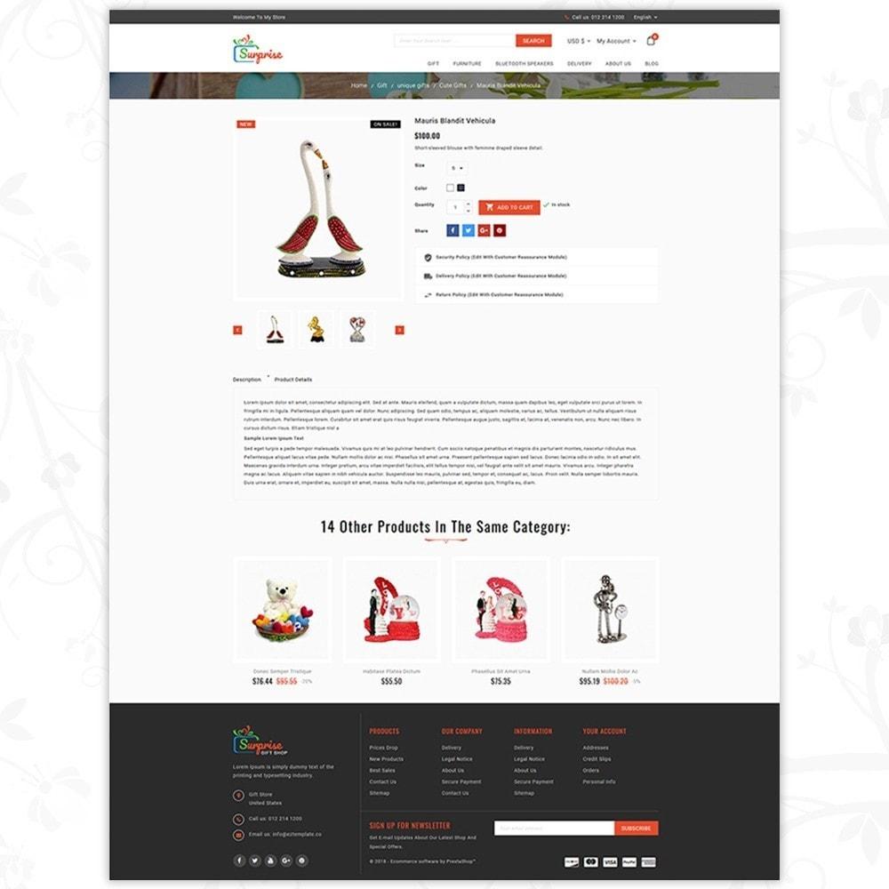 theme - Cadeaus, Bloemen & Gelegenheden - Surprise - Gift Store - 5