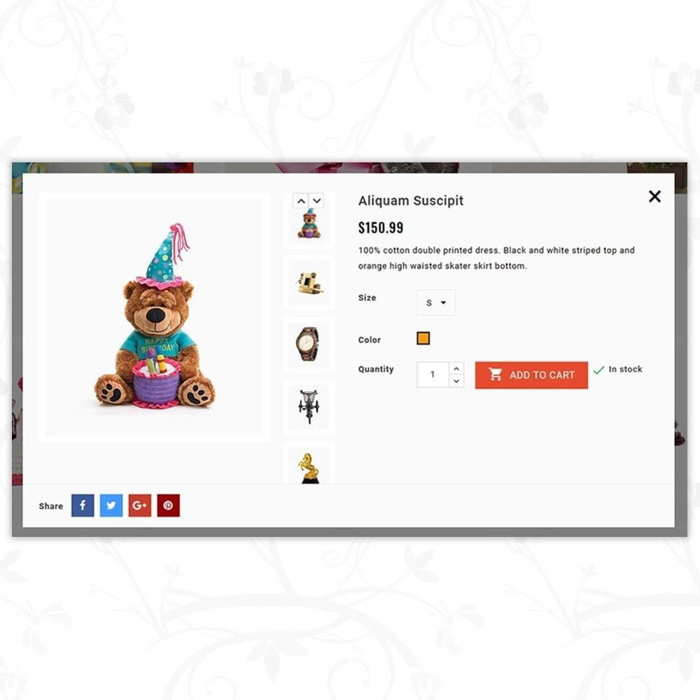 theme - Cadeaus, Bloemen & Gelegenheden - Surprise - Gift Store - 6