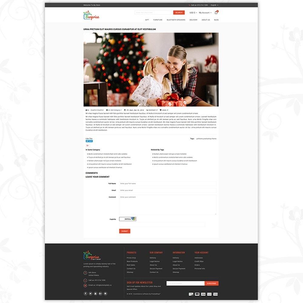 theme - Cadeaus, Bloemen & Gelegenheden - Surprise - Gift Store - 8