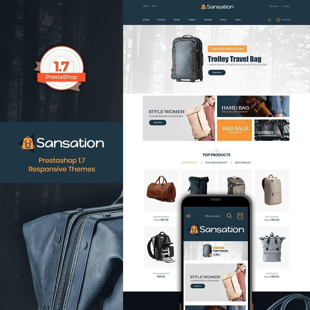 theme - Mode & Schoenen - Sansation Bag Store - 1