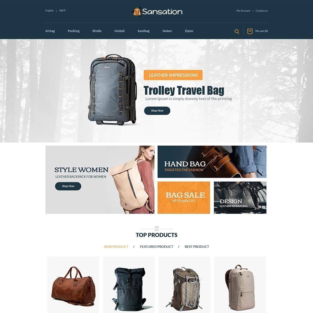 theme - Mode & Schoenen - Sansation Bag Store - 2