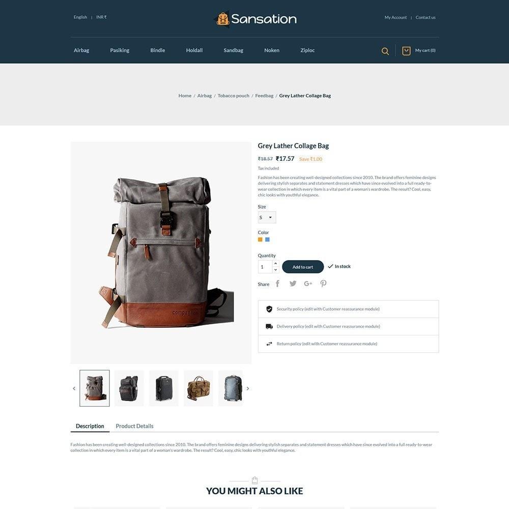 theme - Mode & Schoenen - Sansation Bag Store - 5