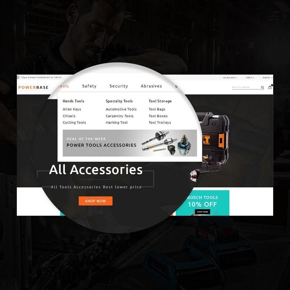 theme - Autos & Motorräder - Powerbase Tool Store - 8