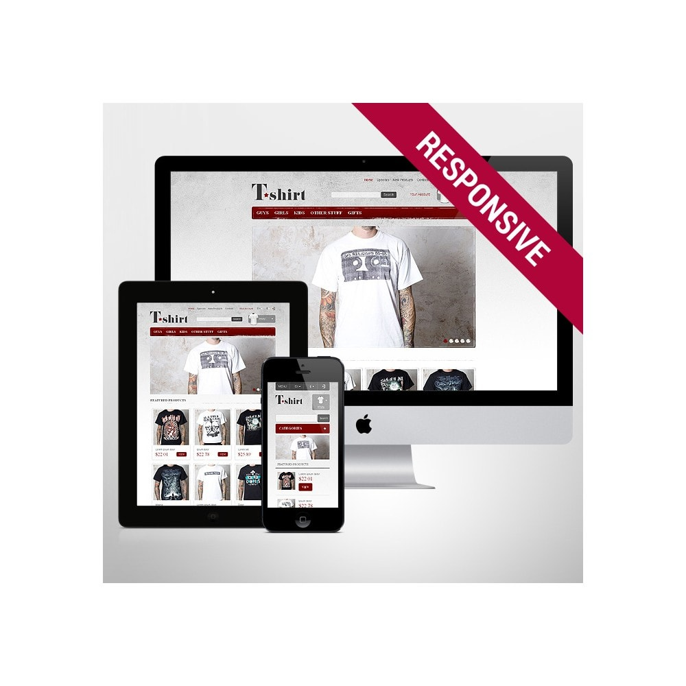 theme - Fashion & Shoes - Star T-Shirts Store - 1