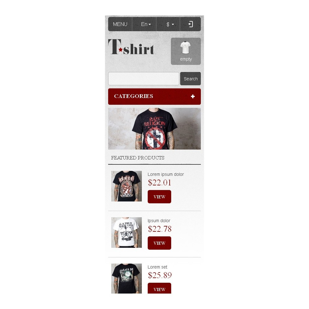 theme - Fashion & Shoes - Star T-Shirts Store - 10
