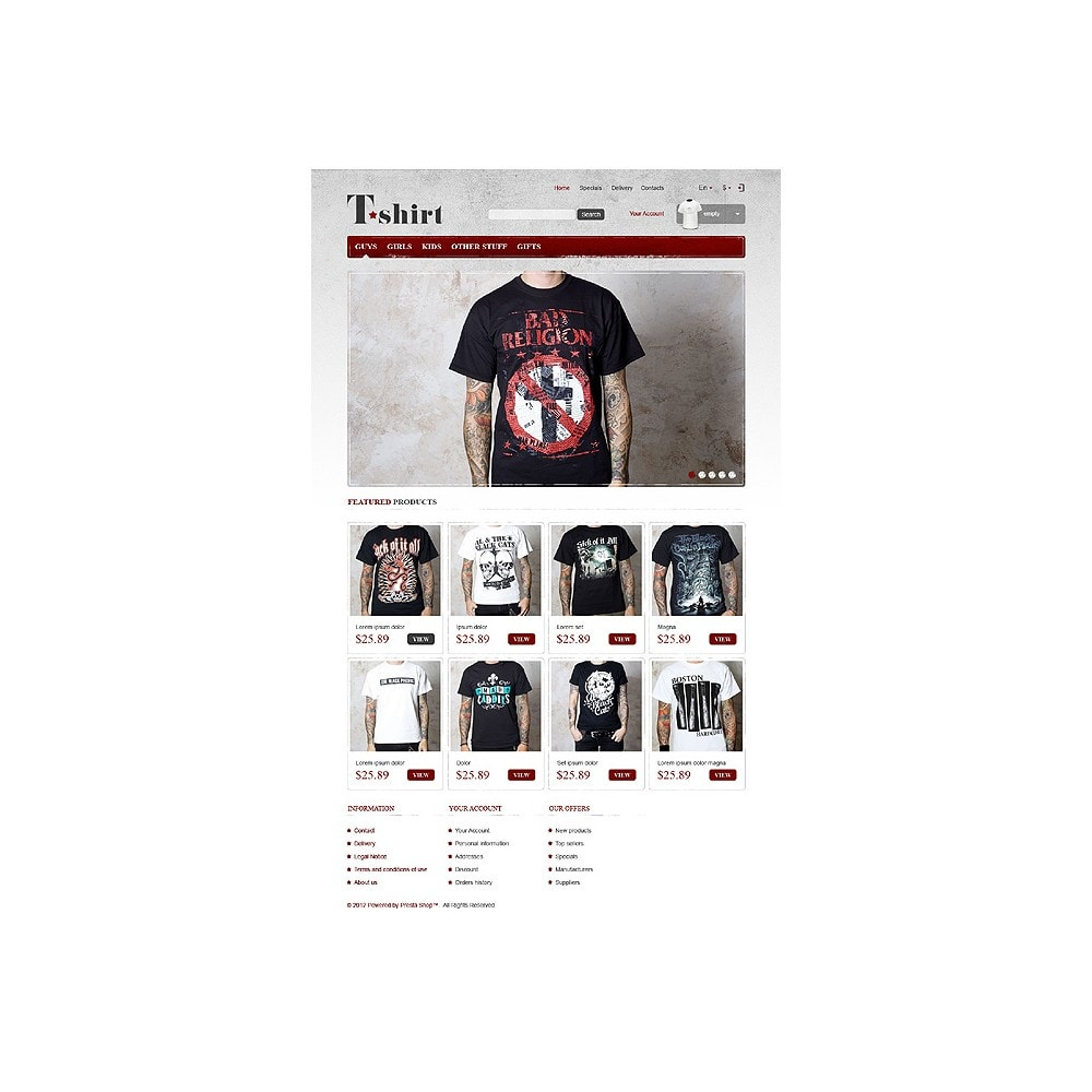 theme - Fashion & Shoes - Star T-Shirts Store - 11