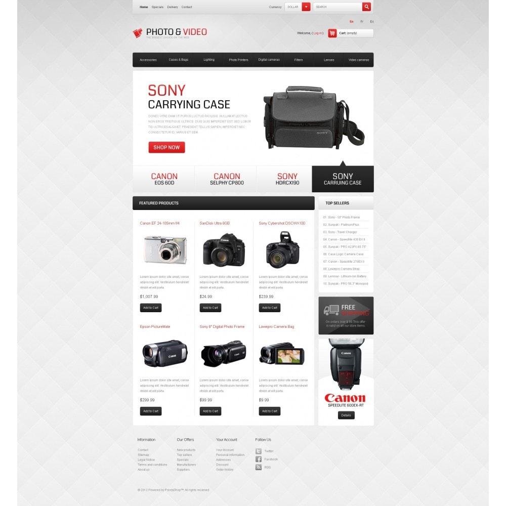 theme - Elettronica & High Tech - Photo & Video Equipment - 3
