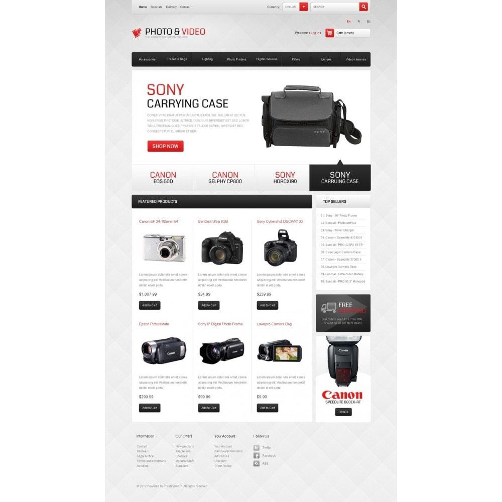 theme - Elettronica & High Tech - Photo & Video Equipment - 5