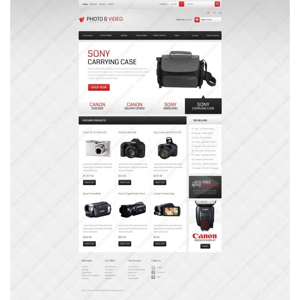 theme - Elettronica & High Tech - Photo & Video Equipment - 7