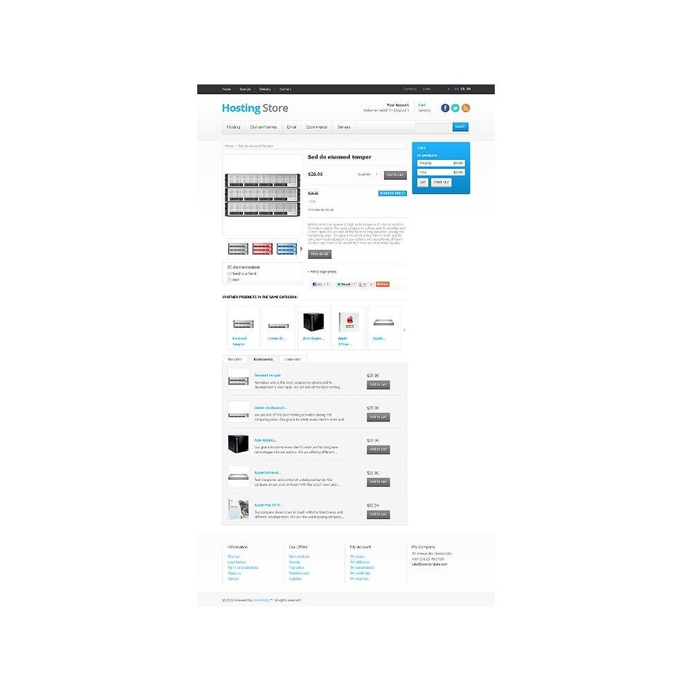 theme - Elettronica & High Tech - Hosting Store - 6