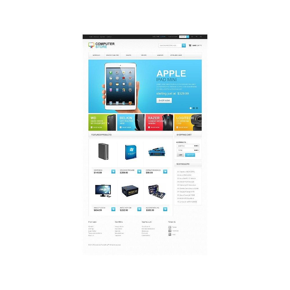 theme - Elettronica & High Tech - Computer Store - 1