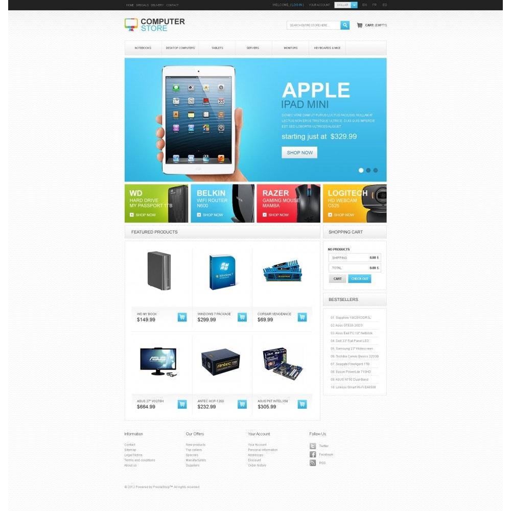 theme - Elettronica & High Tech - Computer Store - 3