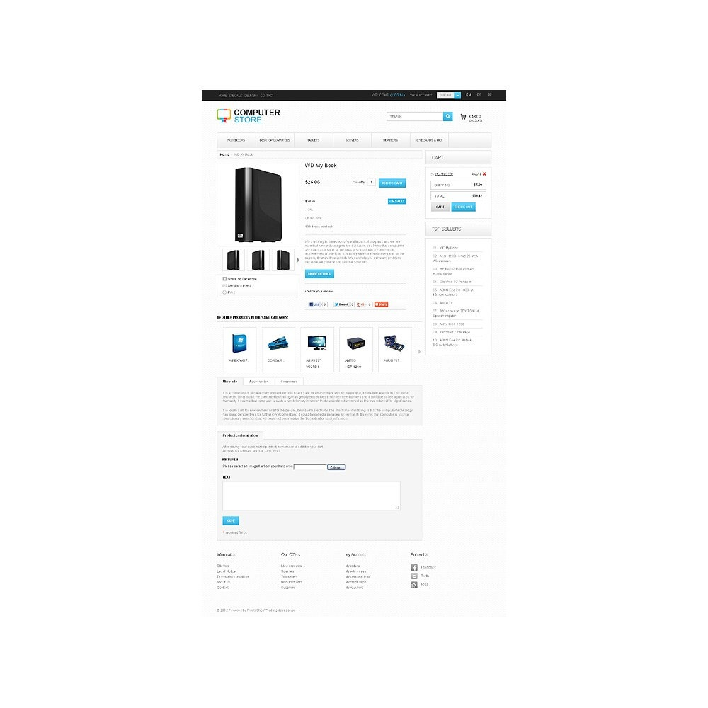 theme - Elettronica & High Tech - Computer Store - 6