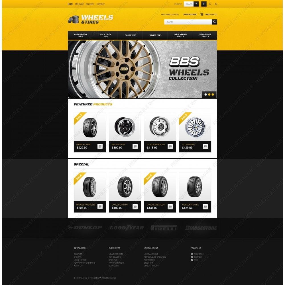 theme - Auto's & Motoren - Wheels & Tires - 7