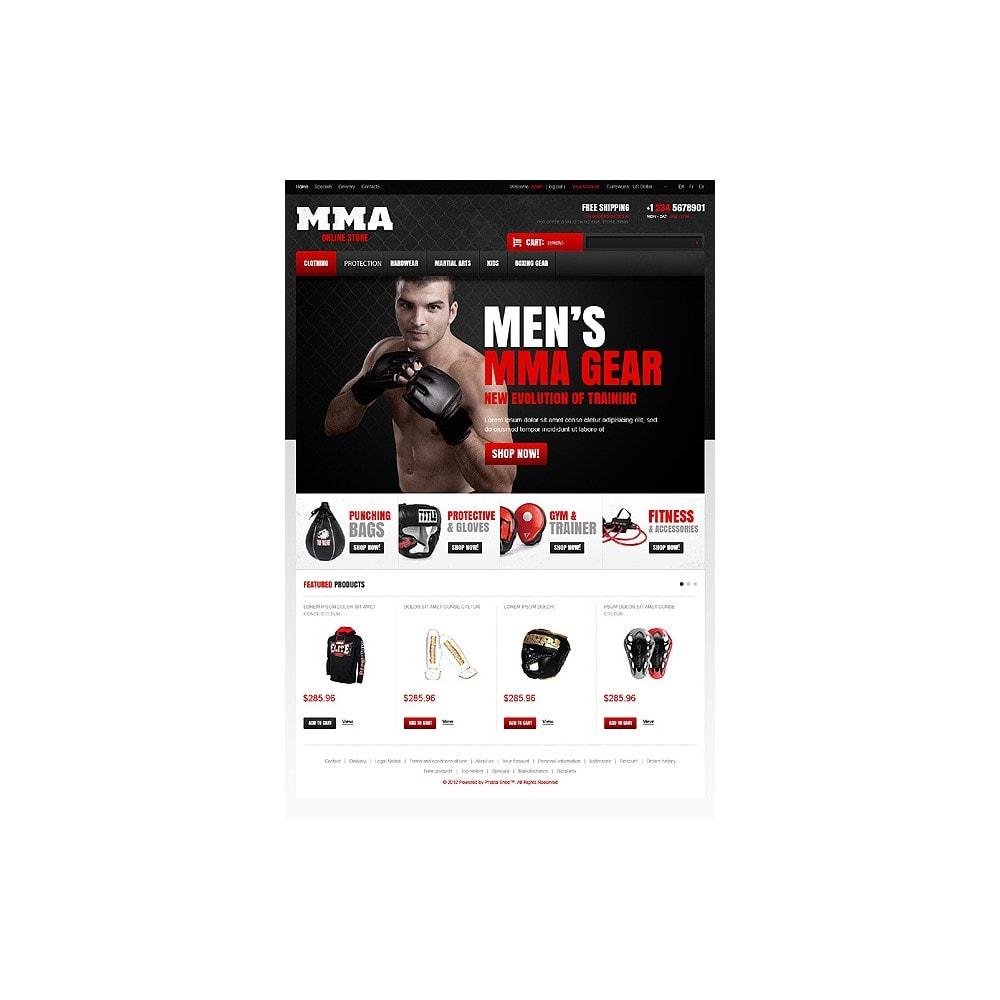 theme - Sport, Attività & Viaggi - Martial Arts Store - 1