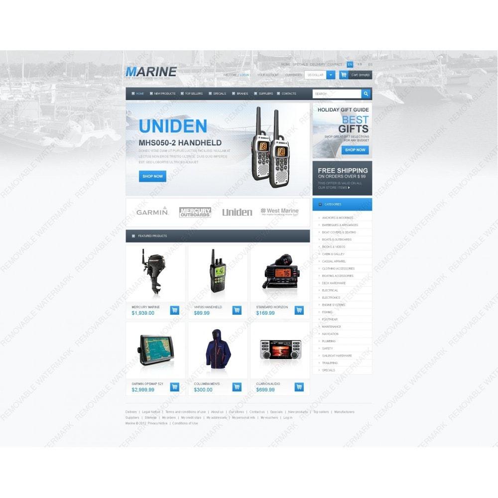 theme - Sport, Activiteiten & Reizen - Marine Store - 7