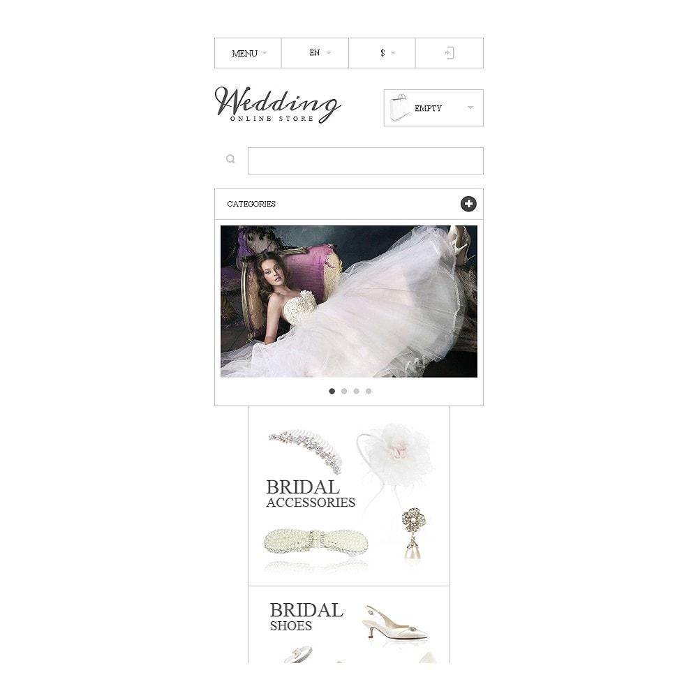 theme - Moda & Calçados - Responsive Wedding Store - 9