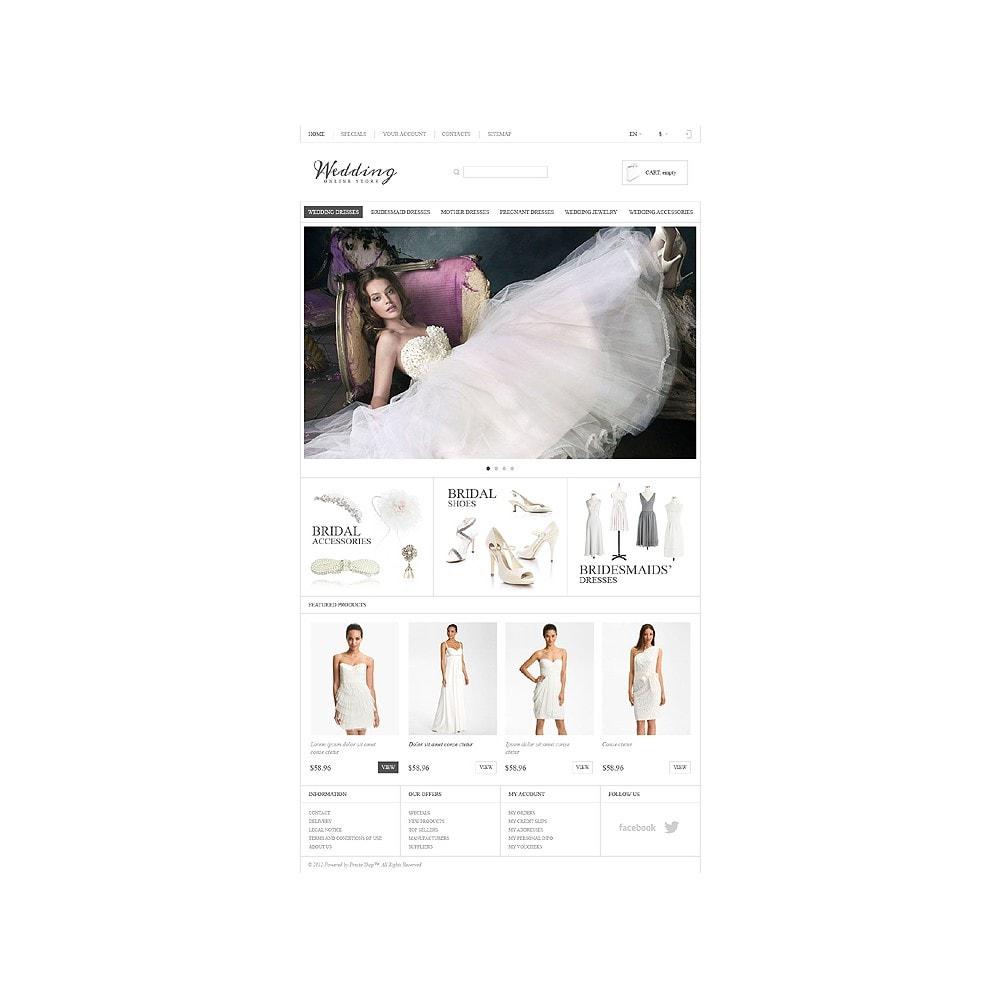 theme - Moda & Calçados - Responsive Wedding Store - 11