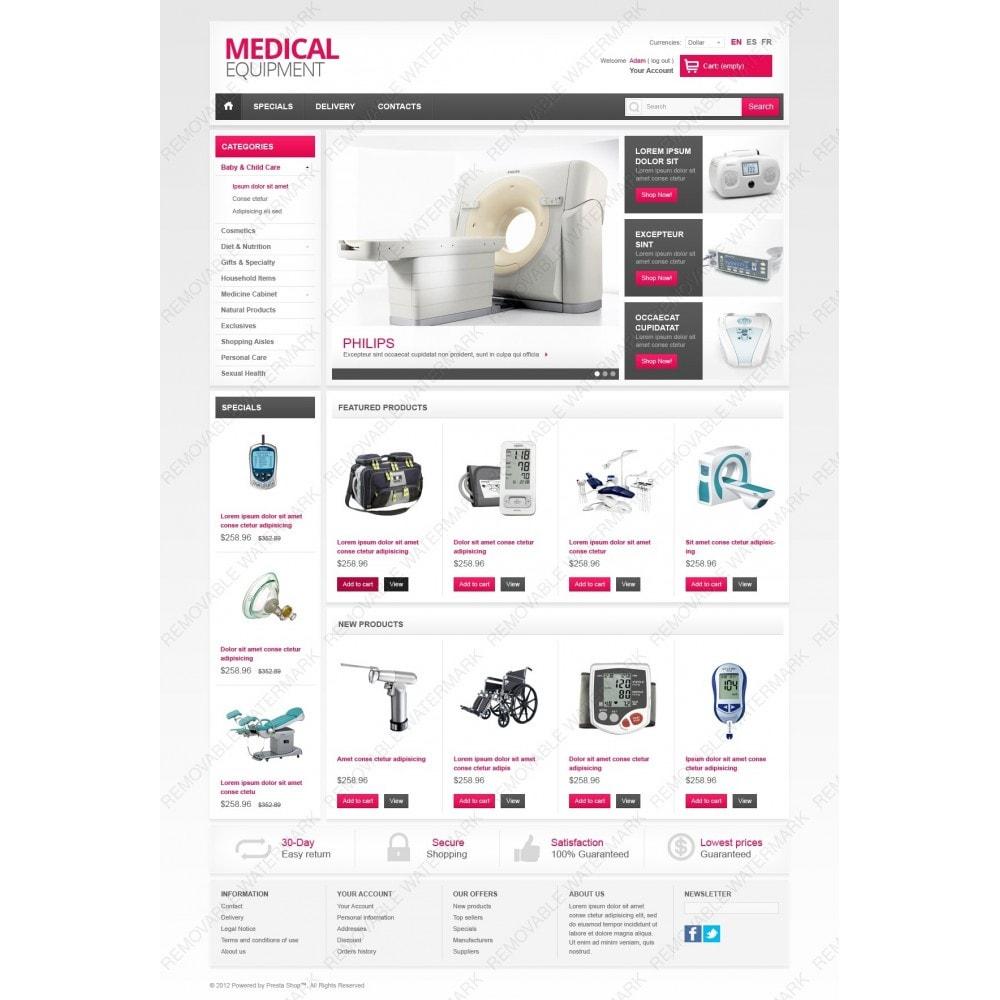 theme - Salute & Bellezza - Medical Equipment - 2