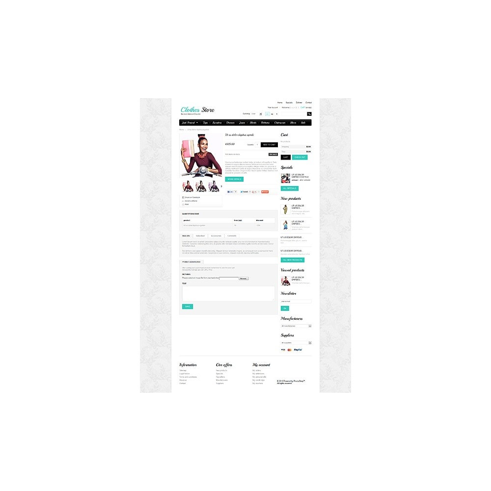 theme - Mode & Chaussures - Clothes Store - 6