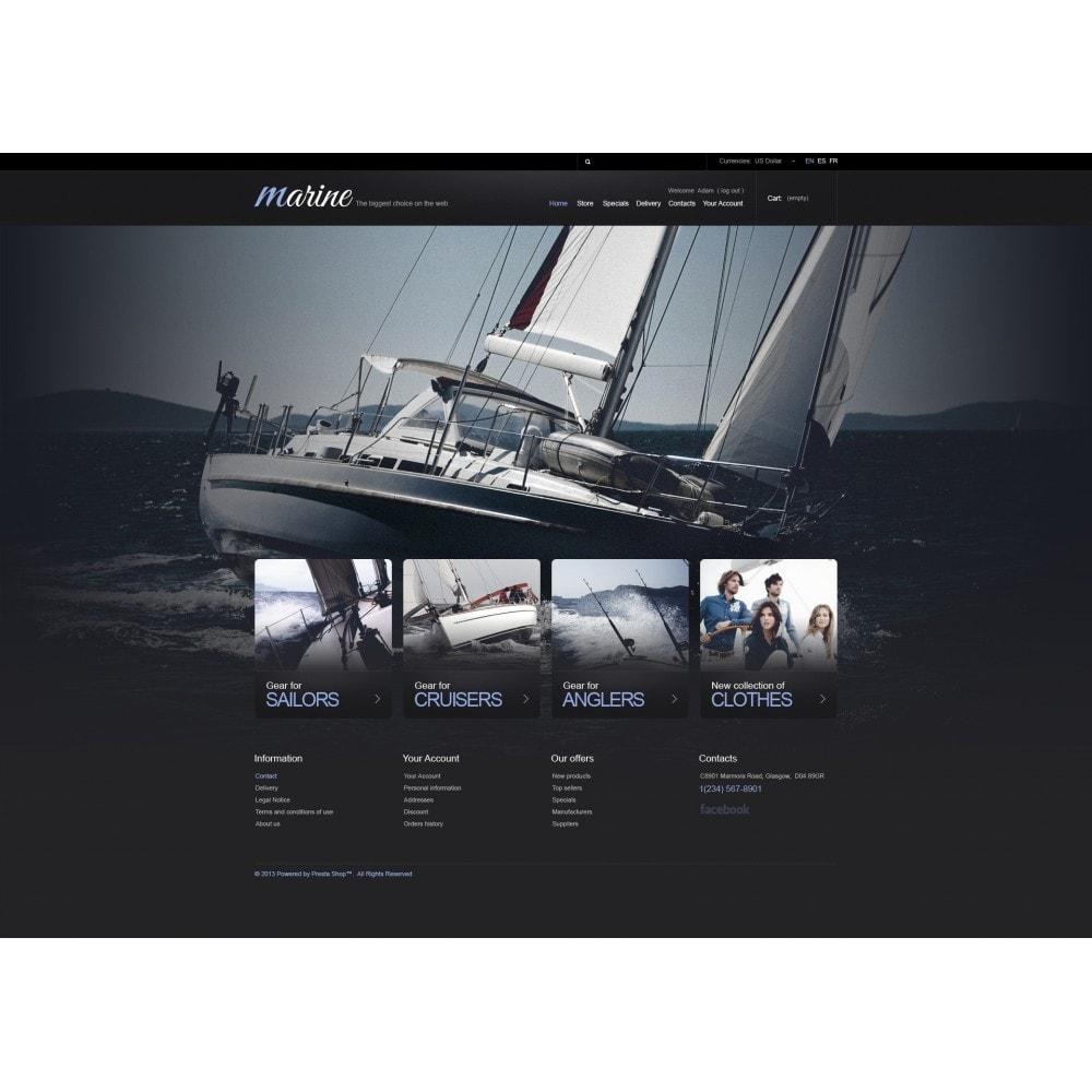theme - Sport, Loisirs & Voyage - Sailing Gear - 2