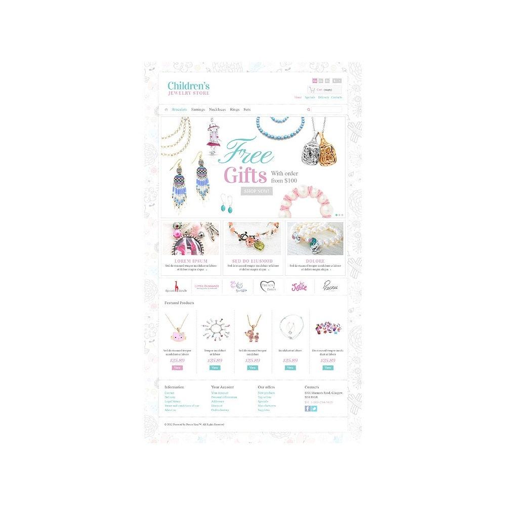 theme - Moda & Calzature - Children's Jewelry - 1