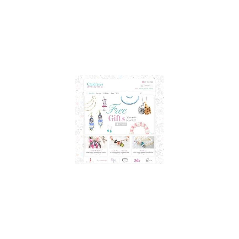 theme - Moda & Calzature - Children's Jewelry - 4