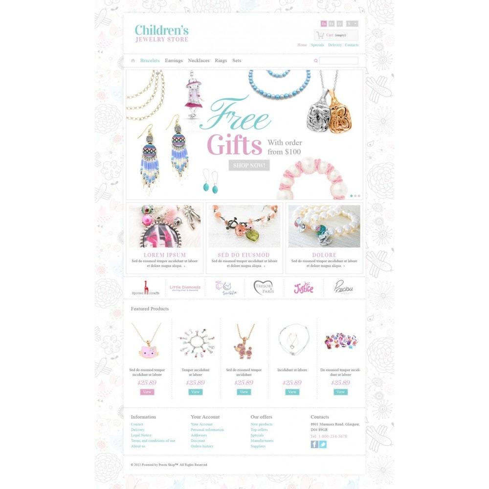 theme - Moda & Calzature - Children's Jewelry - 5